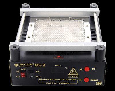 853 Welding Machine Ir Preheater Lead-free Infrared Bga Repair Rework Station
