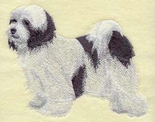 TIBETAN TERRIER Personalized Embroidered Fleece Stadium Blanket Gift