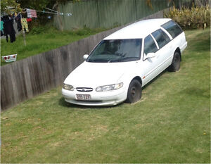 FORD EL Station wagon 97 model CHEAP! Grafton Clarence Valley Preview