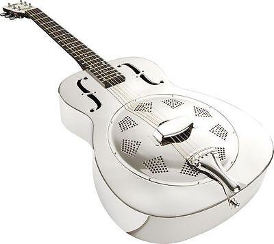 New Regal Rc 2 Duolian Dobro Resonator Guitar Rare Nos Korea