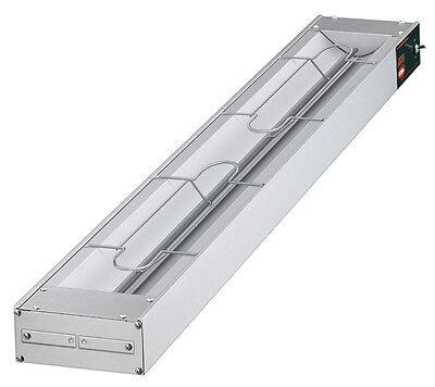 Hatco Ah18120tccs 18w Infrared Strip Heater 350w Food Warmer Chain Plug
