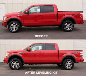 Levelling kits now from ONLY $199 installed!!