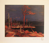 """Tom Thomson Limited Edition """"Nocturne"""""""