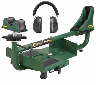 Caldwell Lead Sled DFT 2 Dual Frame Shooting Vise w/FREE S&W Electronic 336677