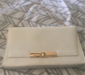 New look bag used once for wedding
