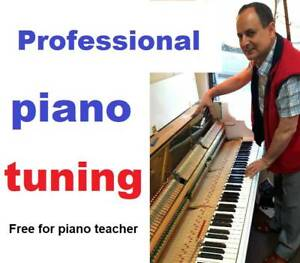 Over 30 Years Experience Tuning Pianos (315 Lonsdale Ave)
