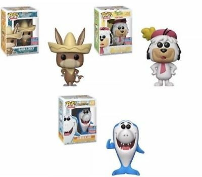 Funko Pop! Hanna-Barbera Baba Looey Jabber Jaw Dum Dum NYCC 2018 SHARED Presale (Jabber Jaws)