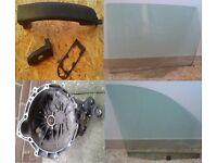 SWAP MK6 Ford Fiesta parts inc engine & gearbox - trailer, trailer tent, folding camper or caravan