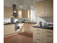 6 Piece Kitchen Units - Maple Deluxe - BRAND NEW