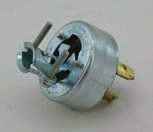 Hubbell 11-30 Twist-Lock Plug