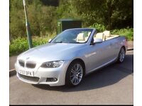 BMW 325i m-sport hard top £7995
