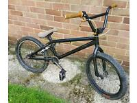 "HARO BMX BIKE 20"" ORANGE & BLACK"