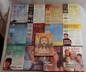 Wanted Used Readers Digest Magazine Size Books Older or Newer