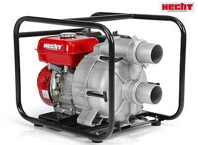 Hecht 3680 Schmutzwasserpumpe Wasserpumpe Motorpumpe Teichpumpe Pumpe 3 Zoll