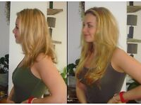 Glamorous Human Hair Extensions, Special Offers, NO GLUE, Mobile