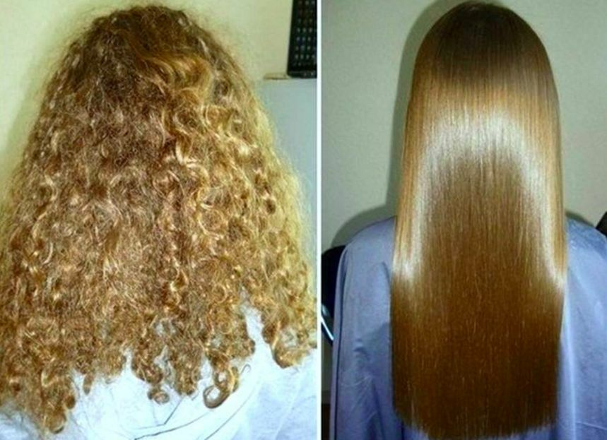 Brazilian Hair Straightening Brazilian Keratin Hair