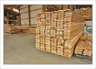 2x8 Western Cedar Premium Grade Siding - WE SHIP FREE SAMPLES