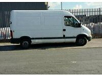South Yorkshire van and man for hire