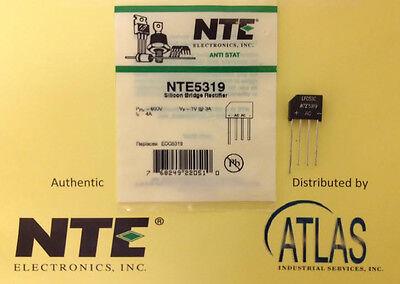 Nte Nte5319 Silicon Bridge Rectifier 4a 600v