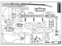 Gitarrenbau Luthier Tonholz Bunddraht Bundierpresseneinsatz 4 Pressbeilagen