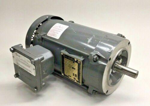 Baldor VM7014T Used Hazardous Location Motor 35E380P674H1 CA482415 3ph 1//0.75hp