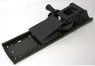 Workrite Pinnacle 2 Arm W Thinglide 22 Track Keyboard Tray Support 3170-22tg