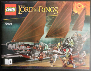 Lego The Lord of the Rings and The Hobbit