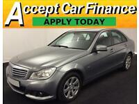 Mercedes-Benz C200 2.1CDI Blue FROM £41 PER WEEK
