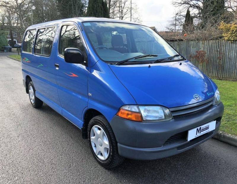 de1d78ffb1 2001 toyota hi-ace 2.4td 280 powerbus gs   no vat   diesel
