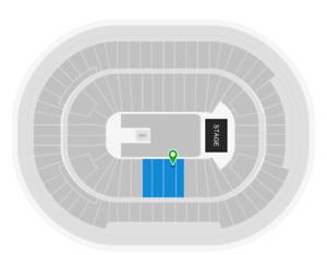 Snoop w/ Bone Thugs, Warren G, Luniz, Row 5, Club Seats