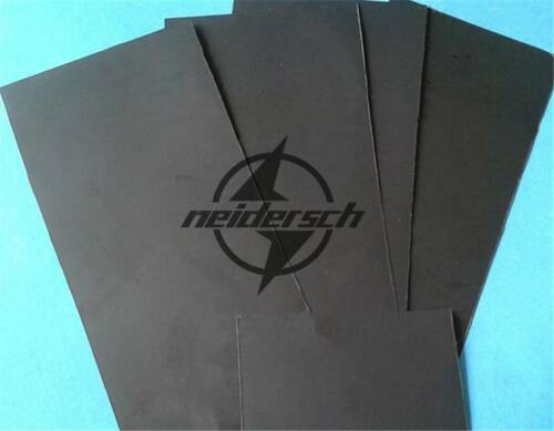 99.99% Pure Graphite Electrode Rectangle Plate Sheet 150*50*4mm
