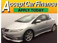 Honda Civic 2.0i-VTEC FROM £36 PER WEEK