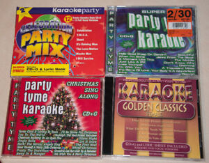 Karaoke CD-G - Audio + Onscreen Lyrics