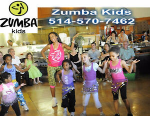 Zumba Kids Birthday Party with Nail painting and Temp Tattoos