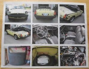 1977 MGB Roadster
