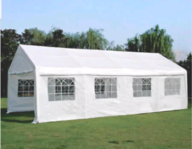 BRAND NEW 4m x 8m Heavy Duty Gazebo Marquee Canopy Tent - £300 each