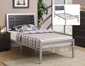 Twin ( single ) Size New Bed Frames Sale Montreal