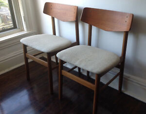 Walnut Chairs Mid Century Buy And Sell Furniture In Toronto GTA