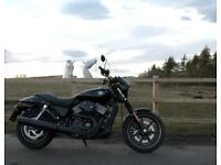Harley Davidson XG 750 STREET for sale.