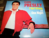 Set of 4 Rare Elvis 45's in Picture Sleeves