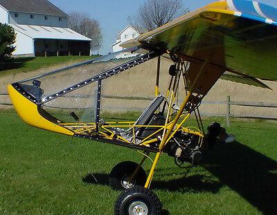 """Ultralight aircraft """"Kolb Ultrastar"""",Plans"""