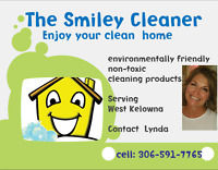 Smiley Cleaner house cleaning