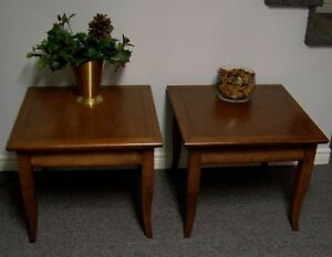 Matching End Tables - 2