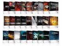 MUSIC PLUG-INS (for MAC/PC)