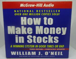 How To Make Money In Stocks Audio book CD's