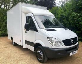 2010 10 MERCEDES-BENZ SPRINTER 516 CDI MWB * MOBILE WORKSHOP VEHICLE * AIR CON *