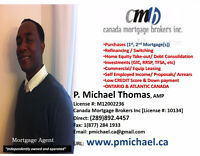 Mortgages for Clients w/ Difficult situations!