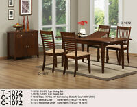 Brand New Dinning set, from $260, Free Local Delivery