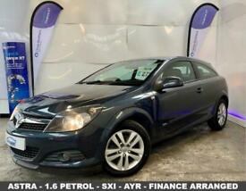 image for 2009 59 VAUXHALL ASTRA 1.6 SXI 3D 115 BHP