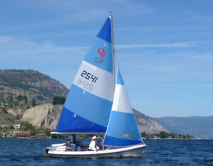 Looking for CL16 sailboat